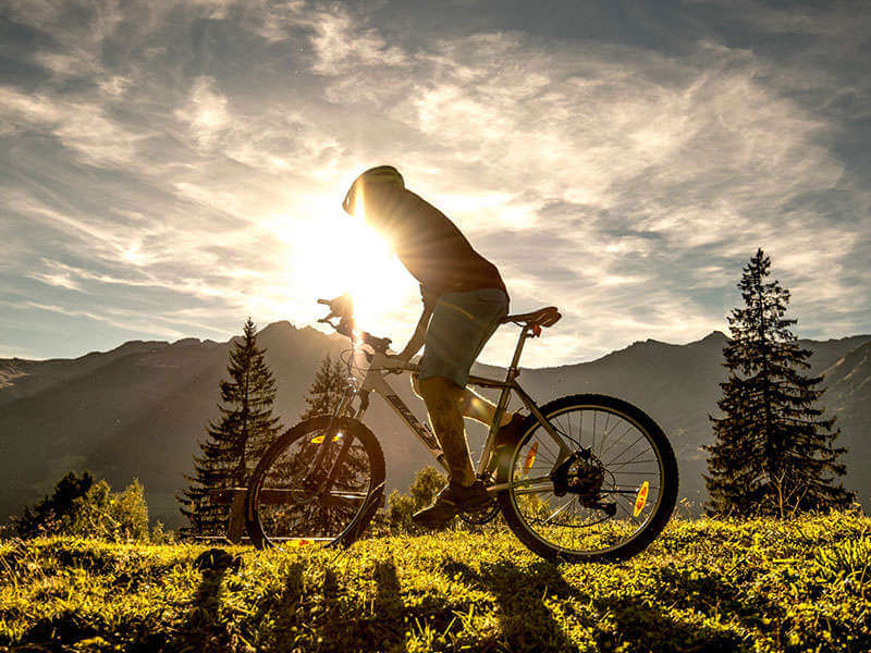 MTB & E-Bikes: Bike hire in Bad Hofgastein