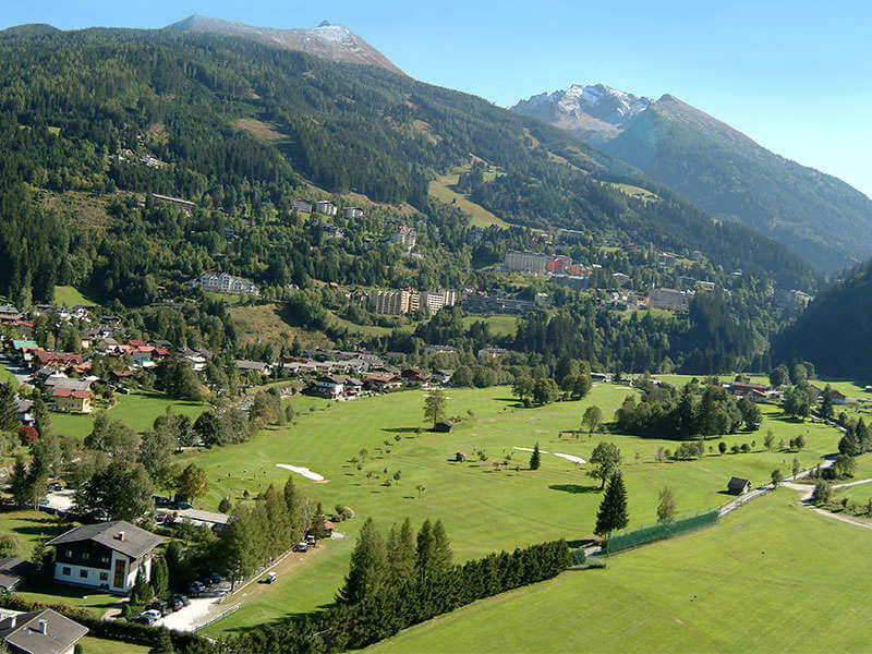 Golf Austria: Golf club in Bad Gastein