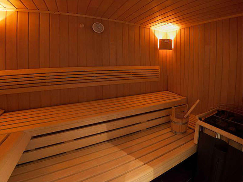 Sauna und Relax in den Fuchs Apartments